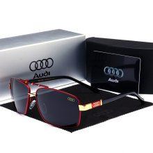 AUDI Logo Luxury Polarized Sunglasses